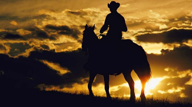 Home on the range ... guests can participate in the working life of ranches.