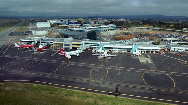 Fares for flights to and from Canberra have surged in recent months.