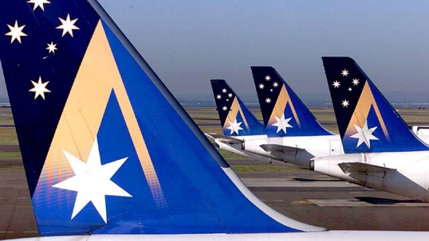 It has been 10 years since Ansett collapsed.