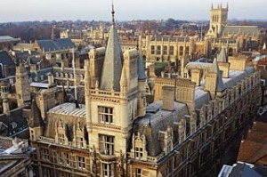 Insider's guide ... the colleges and spires of Cambridge are drawcards for students and tourists.