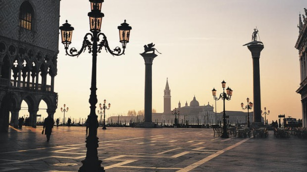 St. Mark's Square, Venice.