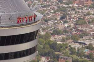 Edgewalk Toronto: Not for the faint-hearted.