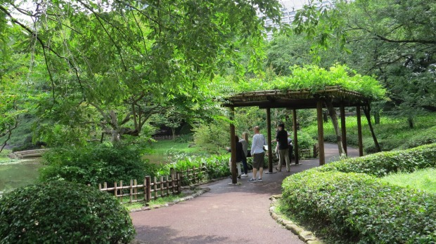 IMPERIAL PALACE GARDENS, TOKYO, JAPAN: While serious garden aficionados can tour the Imperial Palace's inner grounds ...