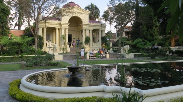 GARDEN OF DREAMS, KATHMANDU, NEPAL: Need a break from Kathmandu's chaotic, pot-holed, hawker-filled streets? Dive into ...