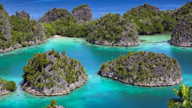Raja Ampat islands, West Papua.