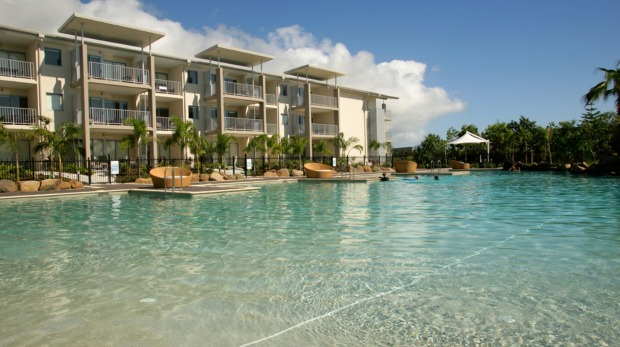 Peppers Salt Resort and Spa in Kingscliff.