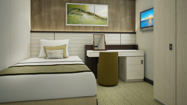 Cruising by yourself good news ahoy for Royal caribbean solo cabins