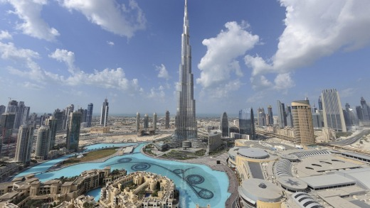 Dubai Mall, situated near the foot of the 828-metre-tall Burj Khalifa, is the planet's most visited destination, with 75 ...
