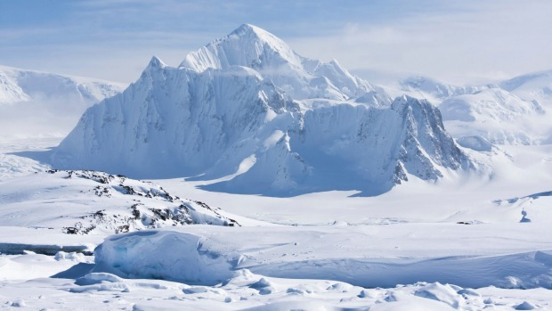 ANTARCTICA  Surprisingly, the continent containing the South Pole region is technically a desert since it receives the ...
