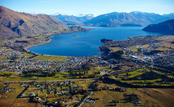 Wanaka, New Zealand: I'm not the first to come up with this plan – in fact there are probably hundreds of people ...