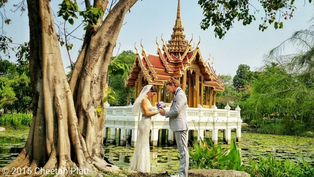 "Bangkok,Thailand: ""What an Amazing wedding this was! So gorgeous - and SO sweltering HOT! ugh it was difficult! Lol but ..."