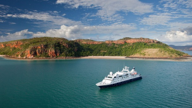 Cruising the Kimberley is becoming one of the most popular ways to see what many think of as our final frontier.