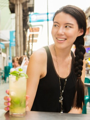 """'Hey big boy, buy me a drink?' Beware beautiful young ladies in Thailand's bars; avoid by responding with: """"I'd love to ..."""