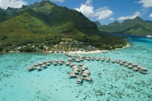 Wickedly-indulgent: Hilton Moorea Lagoon Resort & Spa.