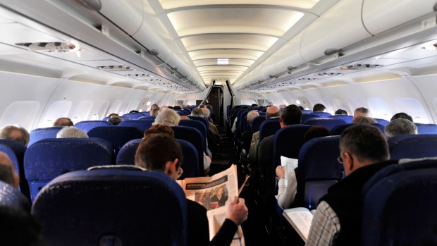 Planes are now rarely sprayed with insecticide on landing.