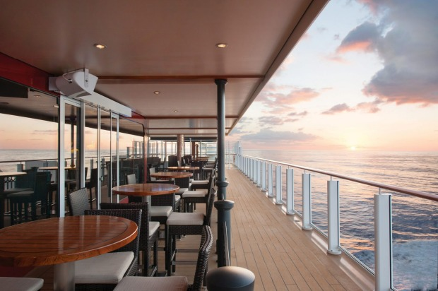 The Norwegian Escape,Norwegian Cruise Line: Launching in November 2015, the first of NCL's new Breakaway Plus class of ...