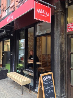Rosella is one of a number of Australian-owned  cafes opening in New York.