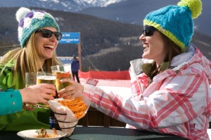 Highly mobile: Australians account for 1 million skier visits to the northern hemisphere each year.