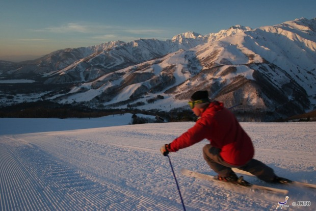 Hakuba ski resort, Nagano Prefecture: the next Whistler.