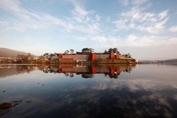 TASMANIA: The unlikely hero of Australia's arts scene - thanks to MONA - is also the unlikely hero of Australia's food ...