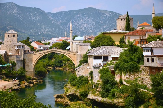 Beautiful Mostar in Bosnia and Herzegovina, is the next Prague.