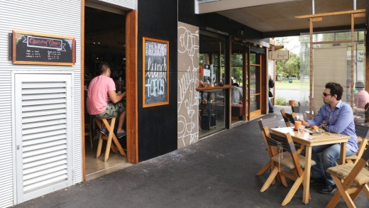 Hole-in-the wall cafes, mobile coffee carts and more elaborate establishments spring up across the city and suburbs.
