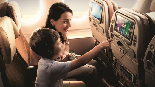 Airline review: Singapore Airlines economy class, Brisbane ...