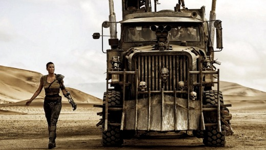 Namibia's deserts will have a starring role in the upcoming <i>Mad Max</i> film.