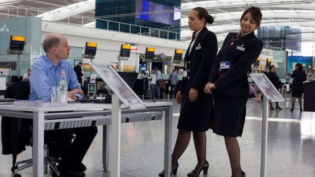he situation at the airport essay In real life, however, there is a singular situation in which he is continuously typecast as a national security threat — at the airport recommended more videos.