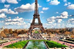 The Eiffel Tower was originally intended to only stand for 20 years before being dismantled.