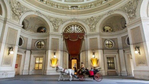Move over Paris, London and Berlin: Vienna is on a roll.