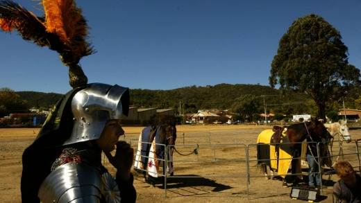 Ironfest which is the inaugural Australasian Jousting Championship between Australia and New Zealand which is held in ...