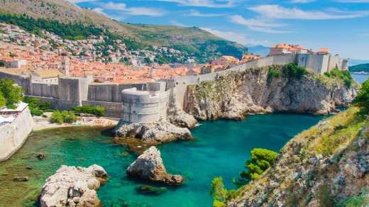 Dubrovnik: the setting for Game of Thrones' Westoros.