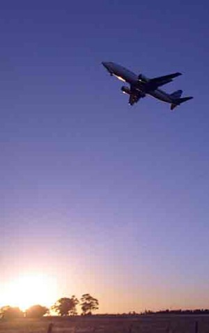 Up, up and away ... Travel prices are set to rise, research shows.