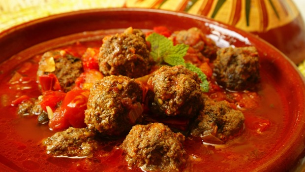 Morocco's meatball and egg tagine – a clay pot of meaty goodness swimming in a rich, oily sauce – is absolutely ...