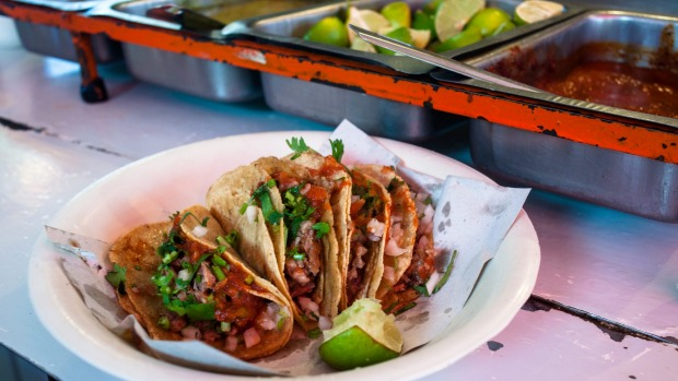 Hole-in-the-wall eateries that dishes up no-frills tacos that are probably the best thing you can taste in Mexico.