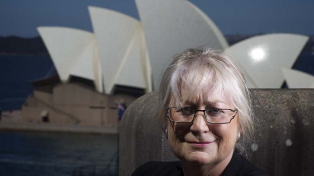 Whingers ... Ms Sandra Chipchase hopes to eradicate the culture of complaint in Sydney.