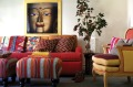 Refreshing: Hotel Carlton is a short stroll from the eclectic bar and restaurant scene of Polk Street.