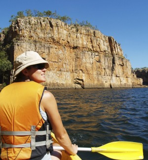Katherine, NT: The Top End's a long way to go for a short break, or so it seems if you're living down south, but if you ...
