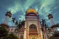 The Masjid Sultan, or Sultan Mosque, is at the heart of Kampong Glam.