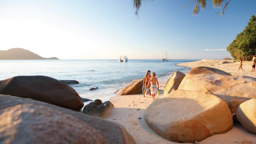 Despite the name, Nudey Beach has never been an official nude beach. There are no legal nude beaches in Queensland.