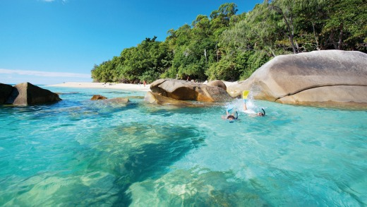A slice of paradise on Fitzroy Island could be yours for $30 million.