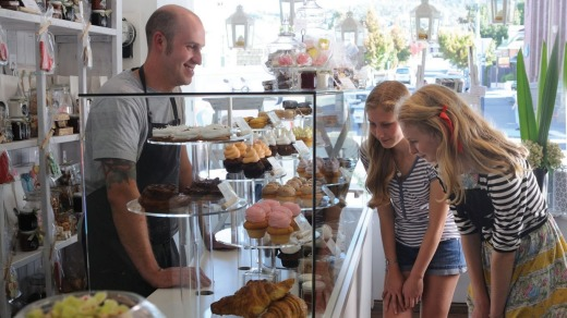 Sweet Envy in Hobart has an array of treat and ice-creams to launch you into sugar heaven.