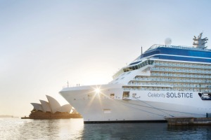 Royal Carribbean's Celebrity Solstice will be dishing out paper straws rather than plastic ones from 2019.