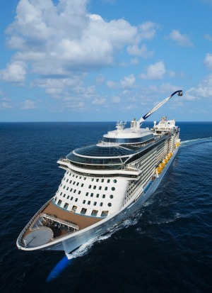Ovation of the Seas: Australia will be the first home port for this billion-dollar mega-liner.