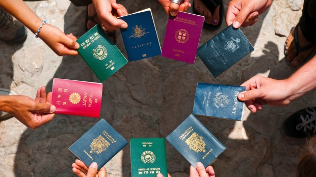 The Worlds Most And Least Powerful Passports Named In Ranking - 6 most powerful countries world
