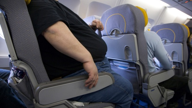 Obese passengers have been the subject of controversial airline policies in recent years.