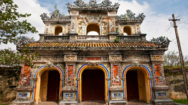 See Hue on this Vietnam train tour.