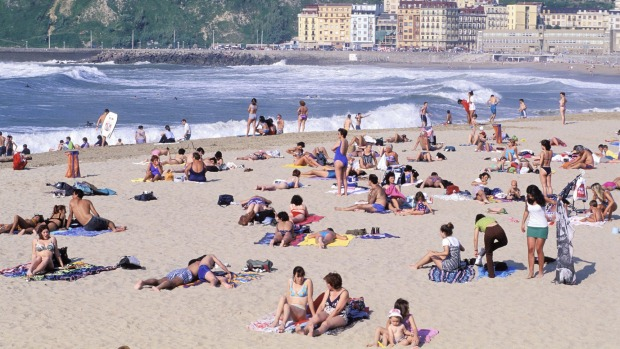 San Sebastian, Spain: This is perhaps the ultimate city beach town, a place where you get the choice of spending time ...