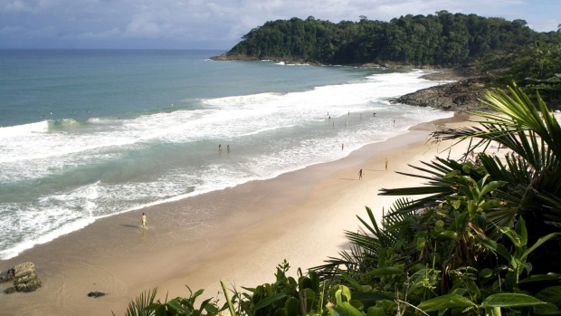 Itacare, Brazil: Itacare, up in the northern state of Bahia, is postcard Brazil. It's all the cliches you'd be picturing ...